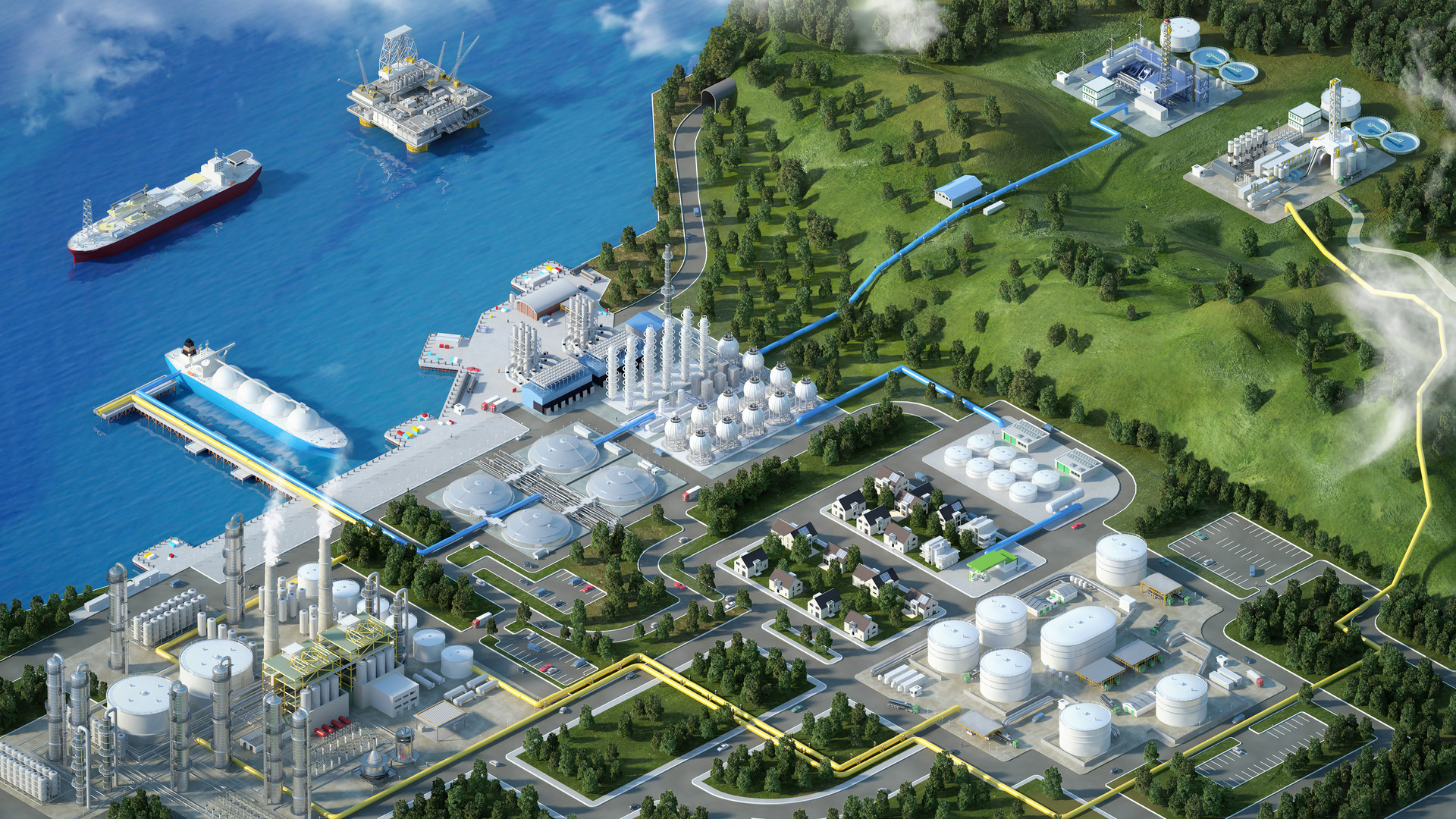 Schneider Electric Oil & Gas