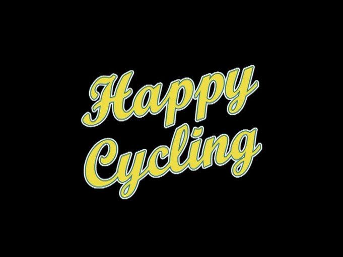 Happy Cycling title