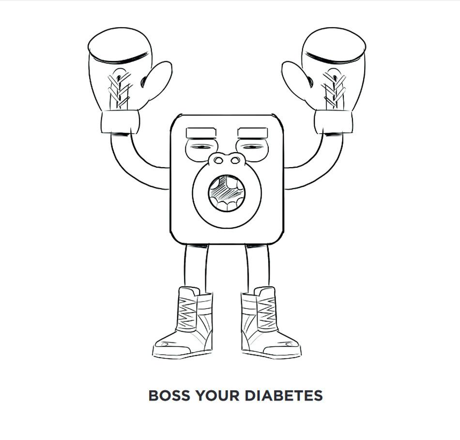 FIASP #Sketch diabetes