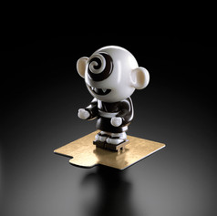 ChocoGo!Go! #chocomonk