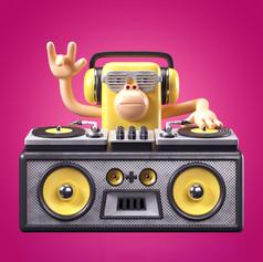 Hands!Up! #06 dj monkey