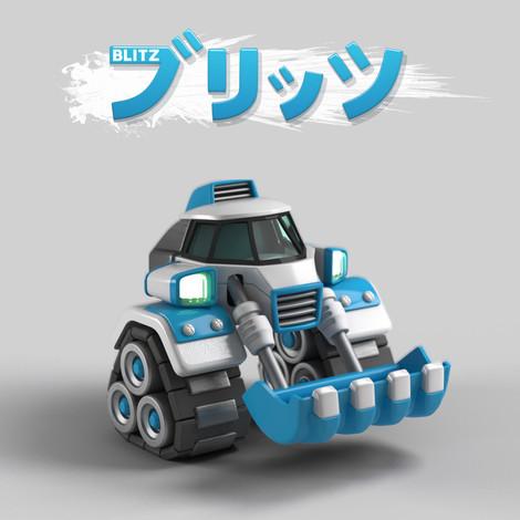 T.Toys Blitz