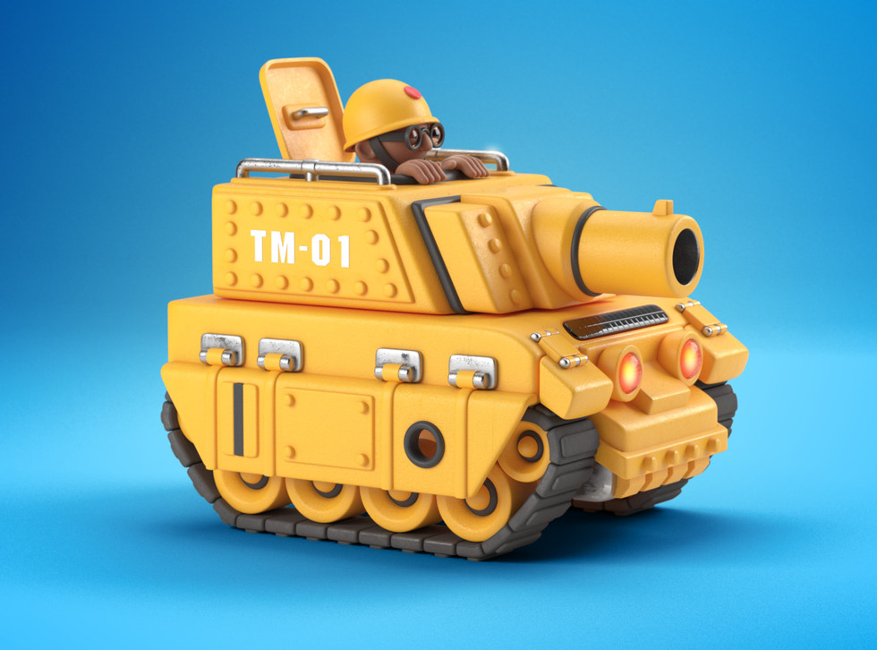 ADwars #tank-M