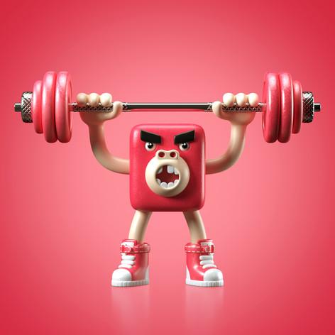 Hands!Up! #02 heavy monkey