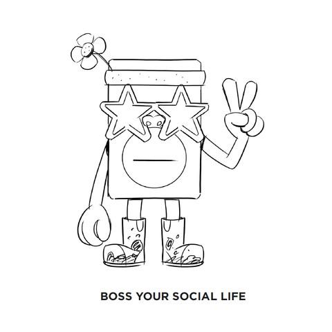 FIASP #Sketch social