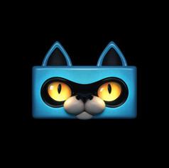 Glowers #03 Cat