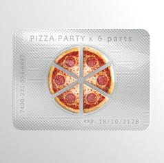 Future Foods pizza