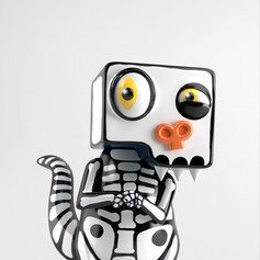Shyjuju #skeleton