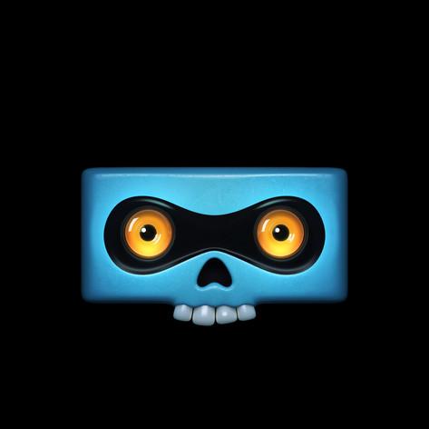 Glowers #07 Skeleton