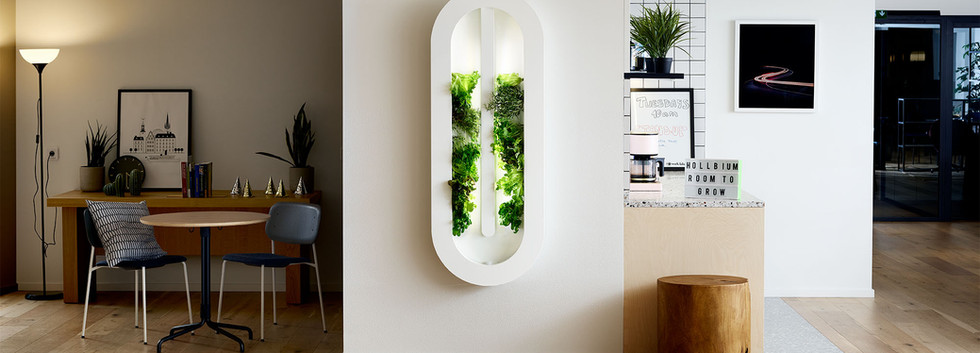 Loop in your office kitchen