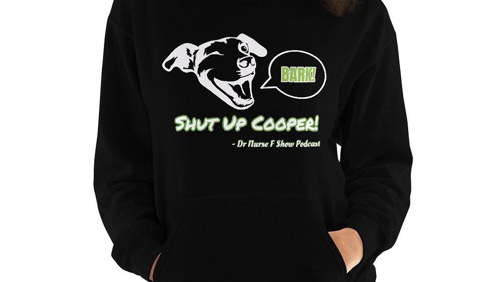 Shut Up Cooper Hoodie, Pinky Pie One edition, Unisex Hoodie