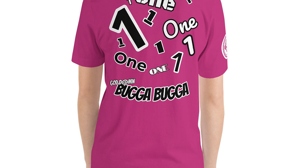 One One Bugga Short-Sleeve Unisex T-Shirt