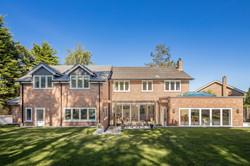 Double side extension, conversion & Orangerie