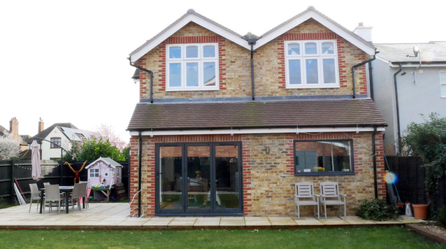 Double-Storey Rear Extension