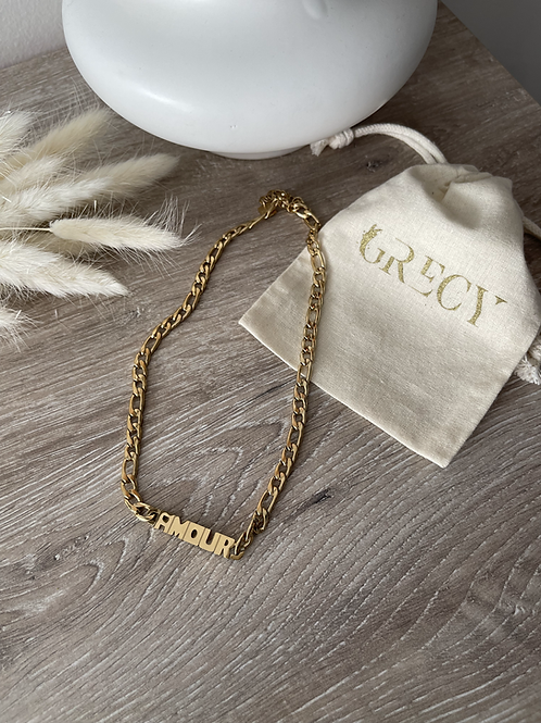 """Collier """"Amour"""""""