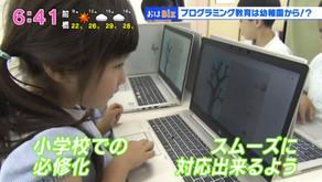 プログラミングは幼稚園から