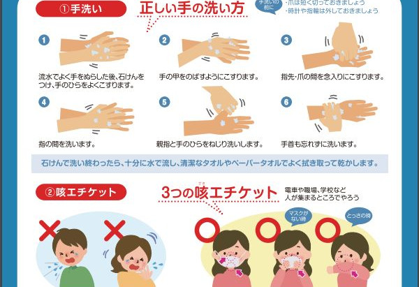 感染症対策について