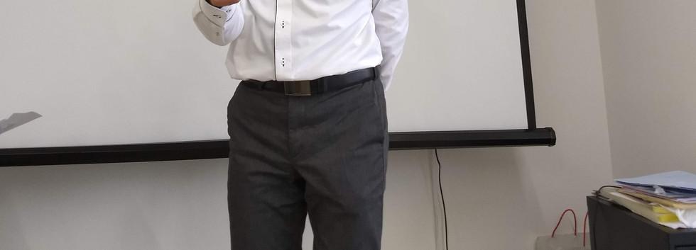 楽しい講師
