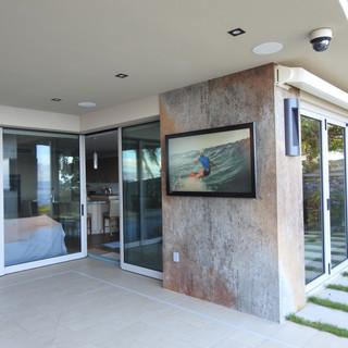 Lanai Outdoor TV