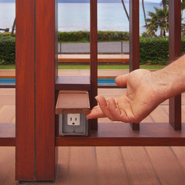 Outdoor Outlet