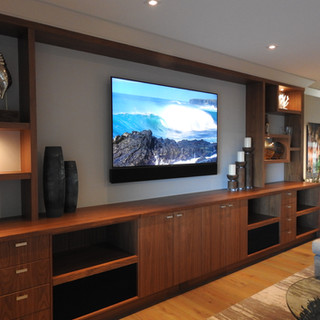 "75"" 4K TV and LCR Soundbar"