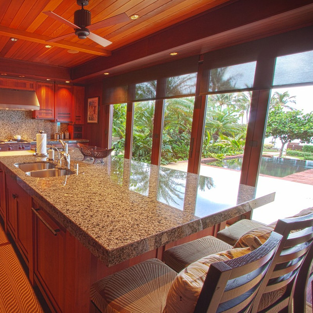 Kitchen Lighting and Shades