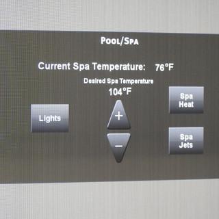 Pool/Spa Control