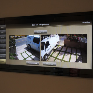 Cameras and Gate/Garage Control