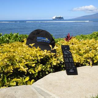 RTI Remote, Cruise Ship and Hat