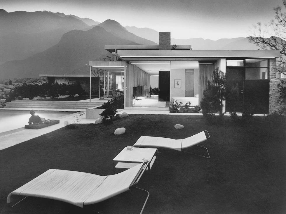 Casa Kaufman. Richard Neutra