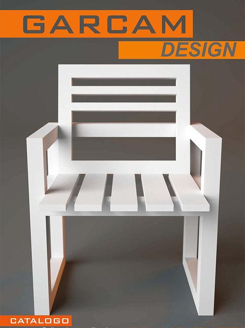 FURNITURE DESIGN. Catálogo de muebles