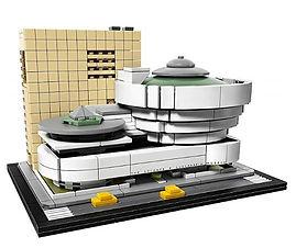 Guggenheim-Lego Arquitectura