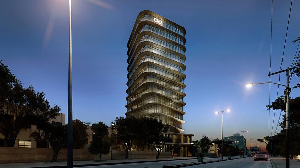 Torre Zain. AQSO Arquitectos