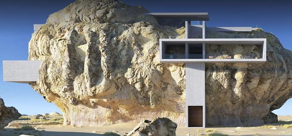 Vivienda en La Roca