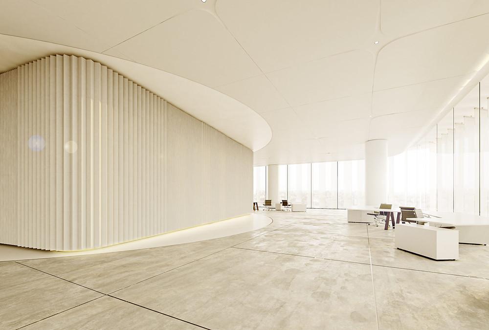 Torre Zain. AQSO Arquitectos Office
