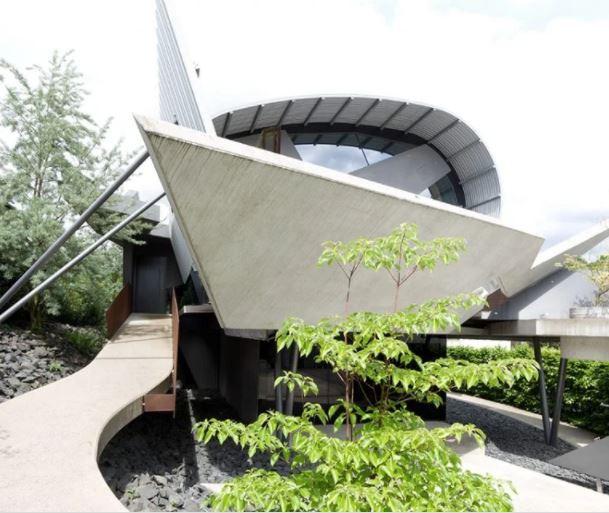 haus M por gronych + dollega architekten A 'ganador del premio de diseño en la categoría de arquitectura, construcción y diseño de estructuras, 2017 imagen © peter gronych yvonne dollega