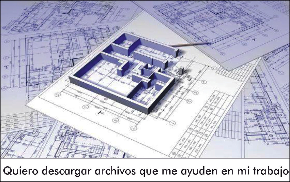 Descarga de archivos y proyectos de arquitectura