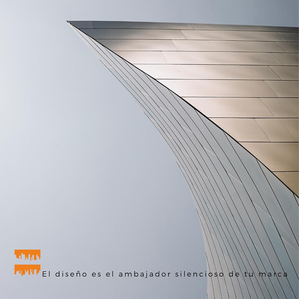 Paul Rand.- El diseño es el embajador silencioso de tu marca
