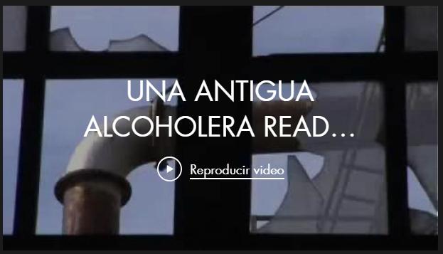 Vídeo de Antigua Alcoholera adaptada a estudio de arquitectura