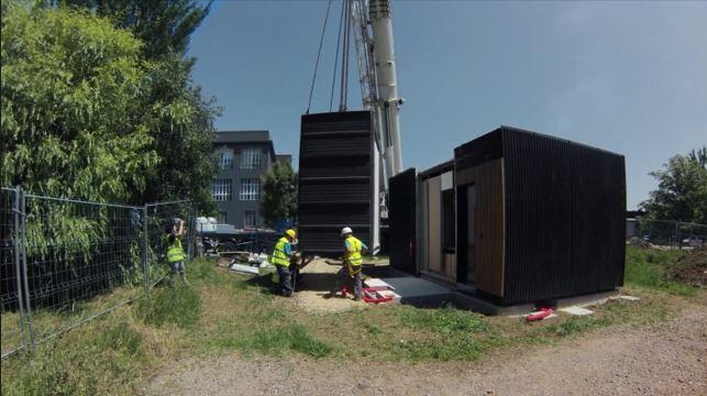 Construir una casa en 80 días