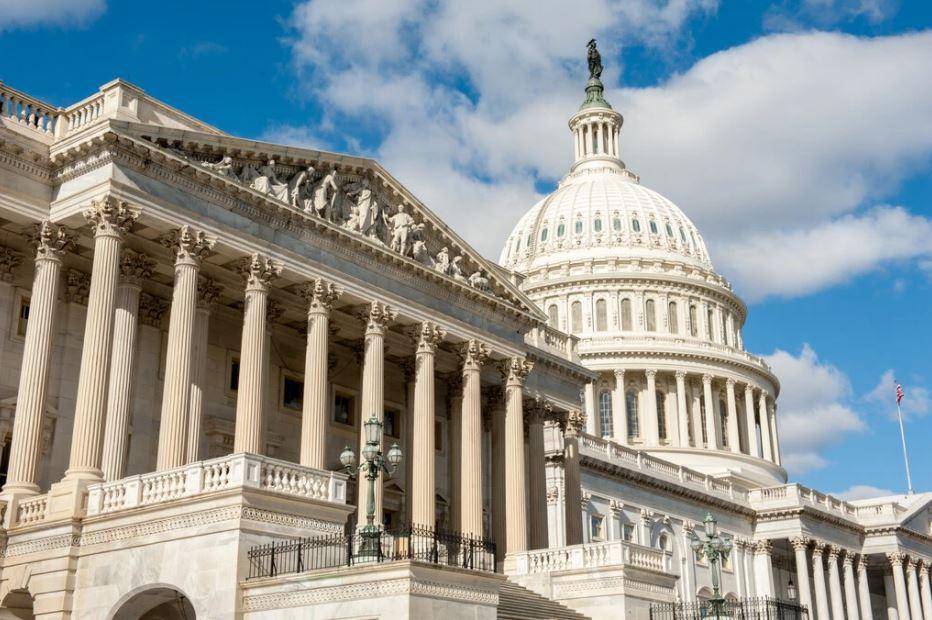 Arquitectura federal americana de estilo clásico