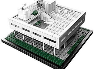 Lego Arquitectura-Villa Saboy
