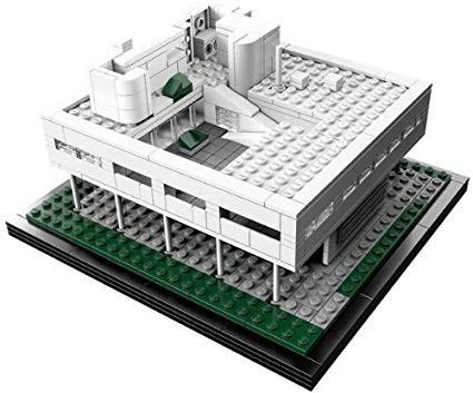 Lego Arquitectura-Villa Saboya