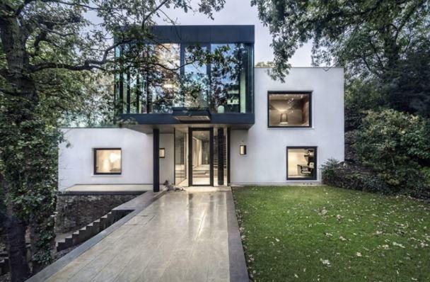 madeira por rado iliev A 'ganador del premio de diseño en la categoría de arquitectura, construcción y diseño de estructuras, 2015 imagen © assen emilov
