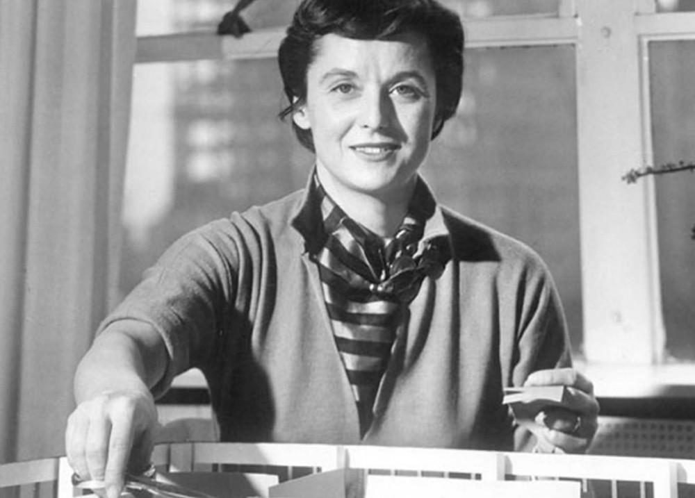 Florence Knoll. Arquiecta y líder de su tiempo
