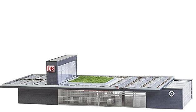 FALLER-Edificio ferroviario