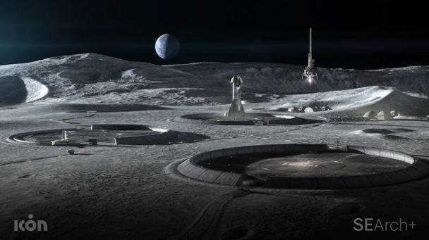 Arquitectura lunar