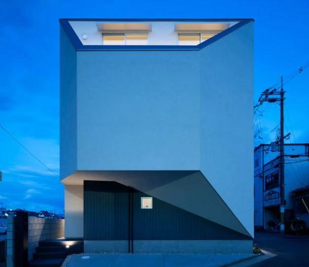 sakai5 por shunichiro ninomiya Ganador del premio de diseño A 'en la categoría de arquitectura, construcción y diseño de estructuras, 2018 imagen © eiji tomita
