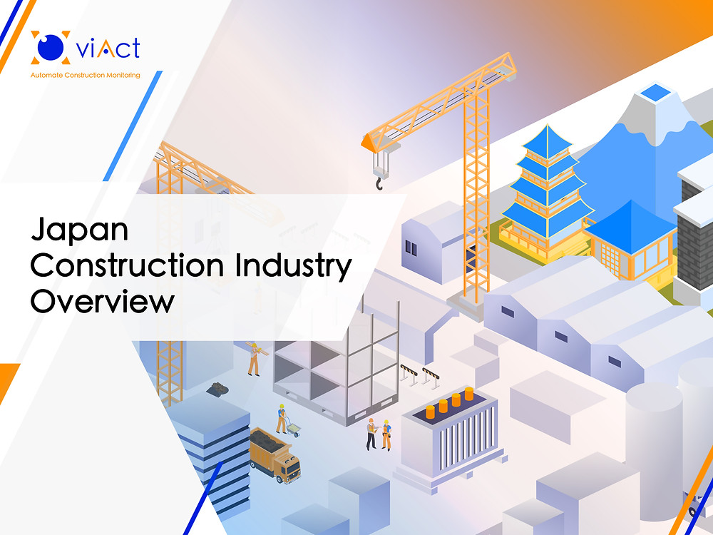 Artificial Intelligence in Japan Construction Industry, Construction Safety and Productivity. viAct in Japan.
