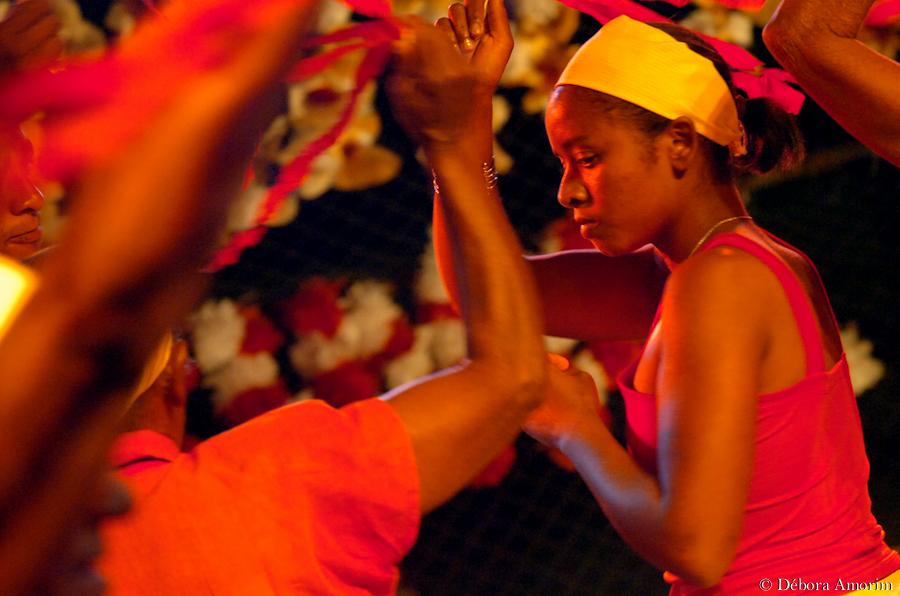 Dança do Manzua